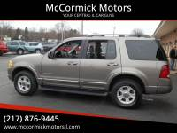 2002 Ford Explorer Limited 4WD 4dr SUV