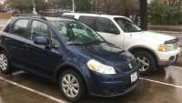 2010 Suzuki SX4 Crossover 4dr Crossover w/ Technology Package CVT