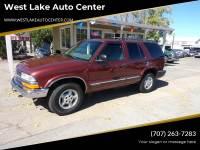 1998 Chevrolet Blazer 4dr LS 4WD SUV