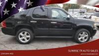 2008 Chevrolet Tahoe 4x4 LTZ 4dr SUV