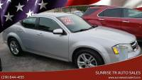 2011 Dodge Avenger Heat 4dr Sedan