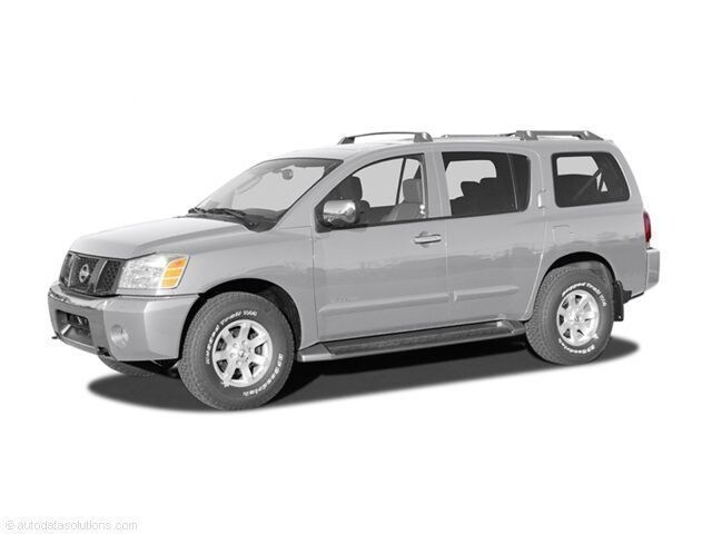 Photo Used 2004 Nissan Armada SUV in Houston, TX