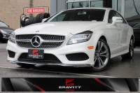 2016 Mercedes-Benz CLS CLS 400 4dr Sedan