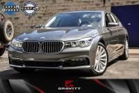 2017 BMW 7 Series 740i 4dr Sedan