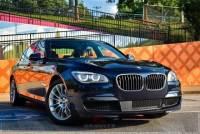 2015 BMW 7 Series 750i 4dr Sedan