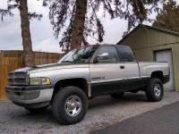 1997 Dodge Ram Pickup 1500 2dr Laramie SLT 4WD Extended Cab LB