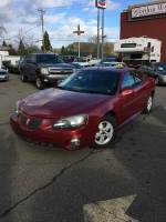 2005 Pontiac Grand Prix GT 4dr Sedan