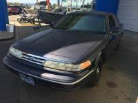 1997 Ford Crown Victoria Police Interceptor 4dr Sedan