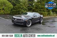 2012 Chevrolet Camaro LS 2dr Coupe w/1LS