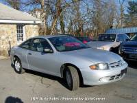 2004 Chevrolet Cavalier Coupe 5-Speed Manual