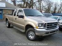 2002 Ford F-250 Super Duty SD XLT SuperCab Long Bed 4WD Automatic