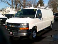 2014 Chevrolet Express Cargo 2500 3dr Extended Cargo Van w/1WT