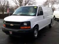 2008 Chevrolet Express Cargo 3500 3dr Extended Cargo Van