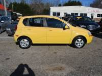 2006 Chevrolet Aveo Special Value 4dr Hatchback