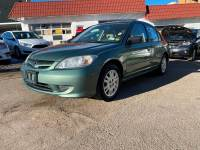 2004 Honda Civic LX 4dr Sedan