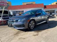 2018 Honda Civic EX 4dr Sedan