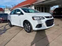 2018 Chevrolet Sonic Premier Auto 4dr Sedan