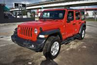 2018 Jeep Wrangler Unlimited 4x4 Sport 4dr SUV (midyear release)