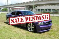 2007 Dodge Charger SRT-8 4dr Sedan