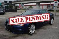 2014 Audi A5 AWD 2.0T quattro Premium Plus 2dr Coupe 8A