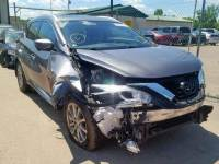 2016 Nissan Murano AWD SL 4dr SUV