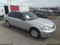 2000 Honda Civic VP 4dr Sedan