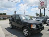 2009 Land Rover LR3 4x4 4dr SUV w/ Rear Seat and Climate Package