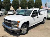 2007 Chevrolet Colorado LS 4dr Extended Cab SB