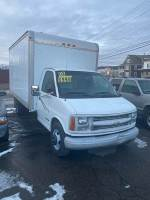 2002 Chevrolet Express Cutaway 3500 2dr Commercial/Cutaway/Chassis 139-177 in. WB