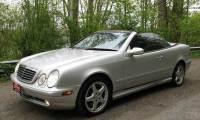 2002 Mercedes-Benz CLK CLK 55 AMG 2dr Cabriolet