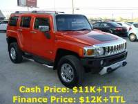 2008 HUMMER H3 4x4 4dr SUV w/Luxury Package