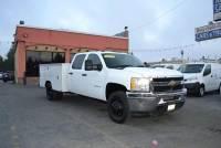2011 Chevrolet Silverado 3500HD CC 4x2 Work Truck 4dr Crew Cab SWB Chassis