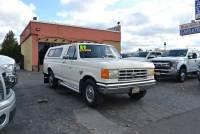 1989 Ford F-250 2dr XL Standard Cab LB HD