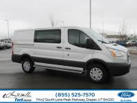 2018 Ford Transit 250 130 WB LOW Roof Cargo CARGO VAN TIVCT V6 ENGINE