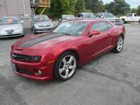 2012 Chevrolet Camaro SS 2dr Coupe w/1SS