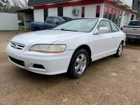 2001 Honda Accord EX 2dr Coupe w/Leather