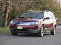 2008 Ford Taurus X AWD SEL 4dr Wagon