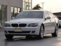 2008 BMW 7 Series 750Li 4dr Sedan