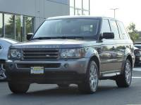 2007 Land Rover Range Rover Sport HSE 4dr SUV 4WD