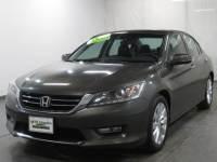 2013 Honda Accord EX-L V6 Sedan AT