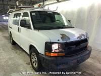 2009 Chevrolet Express Cargo AWD 1500 3dr Cargo Van