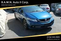2013 Honda Civic Si 4dr Sedan w/Summer Tires