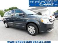 2011 Dodge Grand Caravan C/V 4dr Cargo Mini-Van