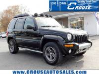 2004 Jeep Liberty Renegade 4WD 4dr SUV