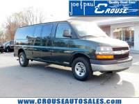 2012 Chevrolet Express Passenger LT 3500 3dr Extended Passenger Van w/ 1LT