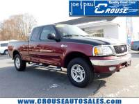 2003 Ford F-150 4dr SuperCab XLT 4WD Styleside LB