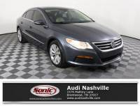 Pre-Owned 2012 Volkswagen CC 4dr Sdn DSG Sport