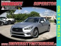 2019 Infiniti Q50 3.0T Luxe 4dr Sedan