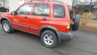 2003 Chevrolet Tracker ZR2 4WD 4dr SUV