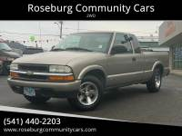 2003 Chevrolet S-10 3dr Extended Cab LS Rwd SB